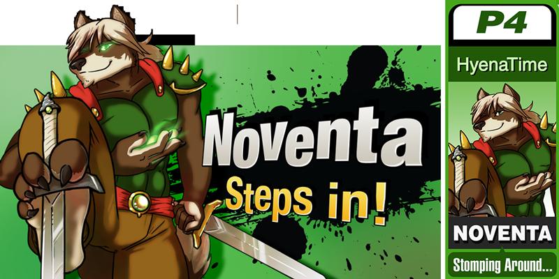 Noventa Enters the Battle!