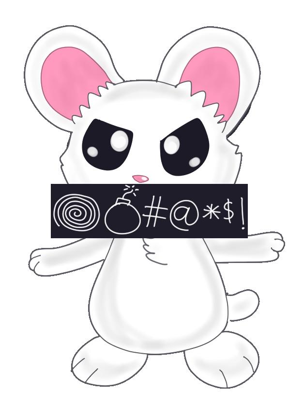 Swearing Hamster