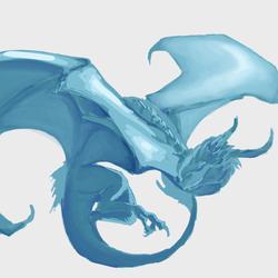Old Dragon thing