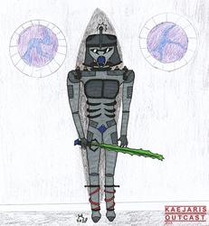 Commander Class Mk. I Robot