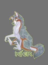 Kier Badge