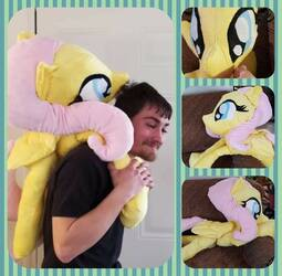 Life size Fluttershy for sale