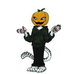 ZiotecH halloween chibi
