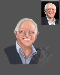 Bernie Sanders Fanart