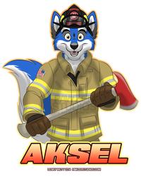 Aksel Badge