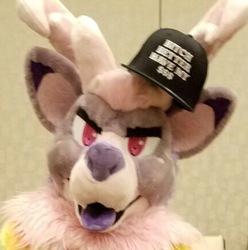 FurTheMore 2016 - Deer/Dog Abomination