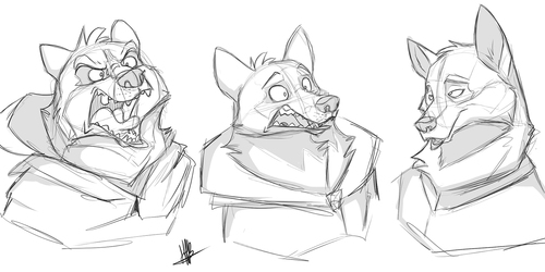 Canine Facial Practice