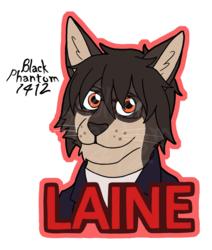 Laine - Badge Commission