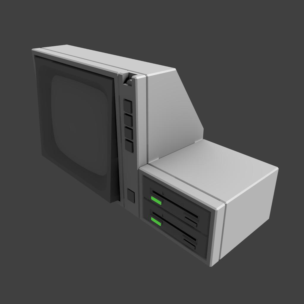 Most recent image: Retro Computer Terminal - Alt