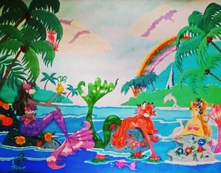 The Enchanted Sea