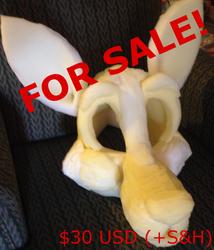 Fox Fursuit Head Base - For Sale