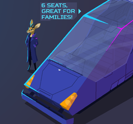 The Newest in Family Transport™