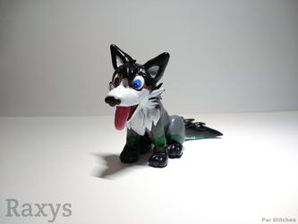Raxys the husky