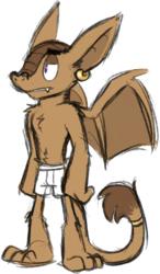 Armadillo Bat thing