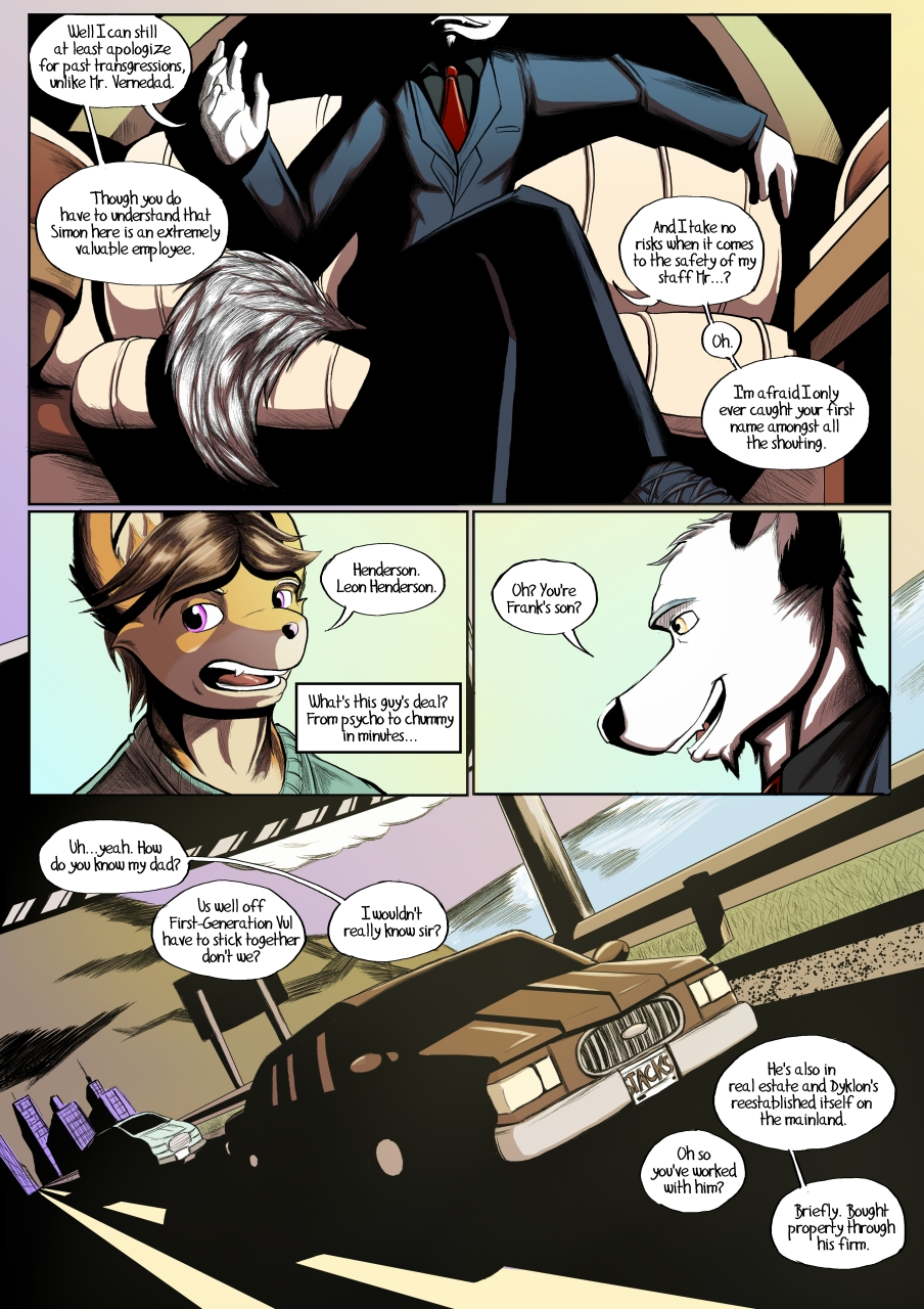 False Start-Issue #2 Page 16