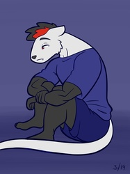 Tired Weasel