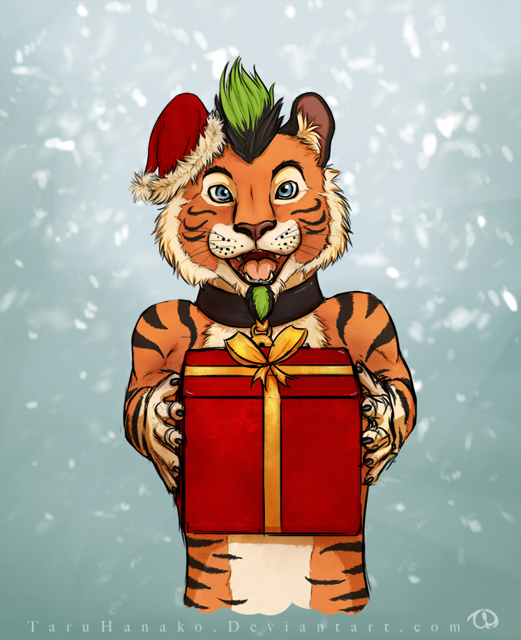 A present for you!
