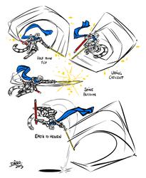 Iaido Aerials