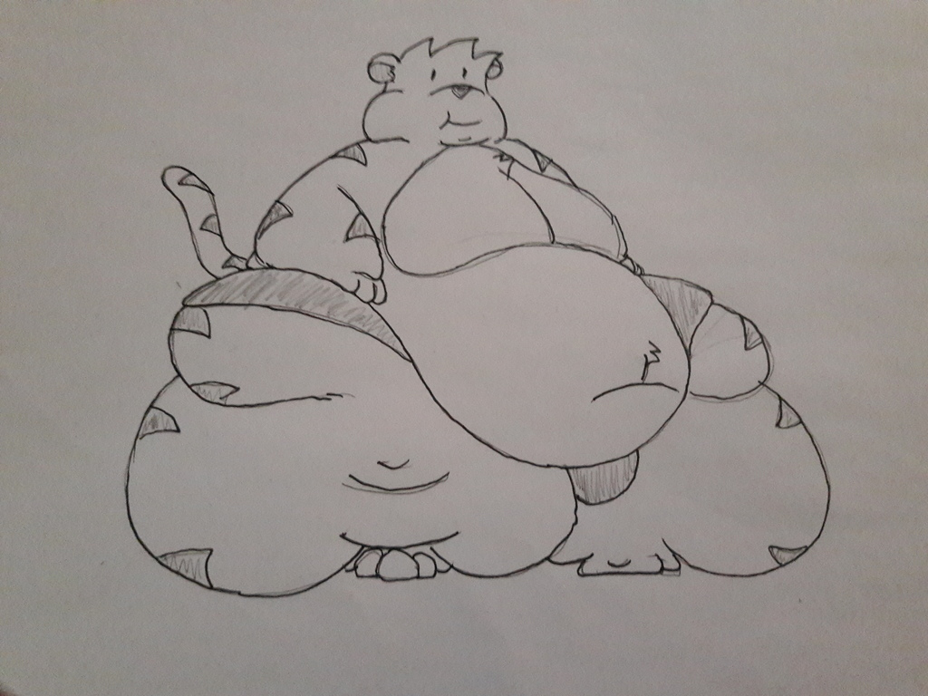 Daily doodle number 887