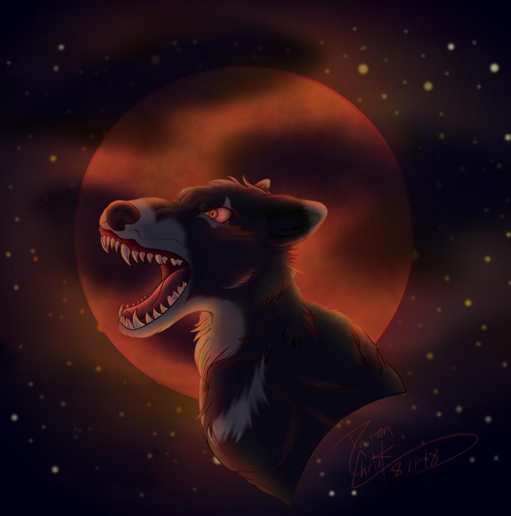 Blood Moon Rage