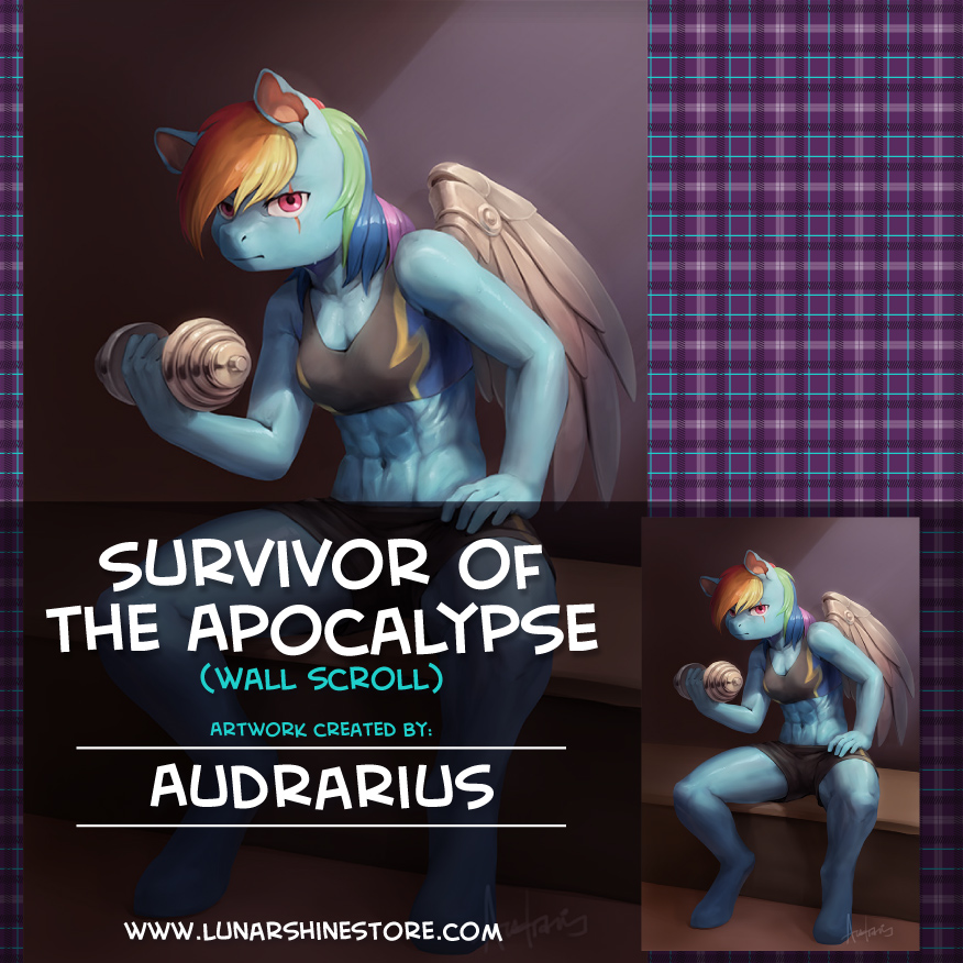 Survivor of the Apocalypse by Audrarius
