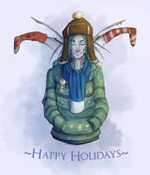 Dree ~Happy Holidays~