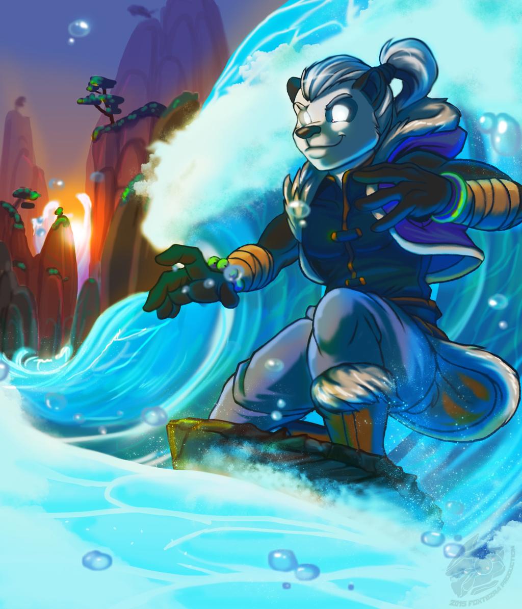 Avatar Envy (Commission Art)