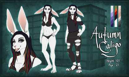 :COM: Autumn Reference