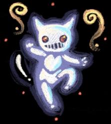 Chalk Cat