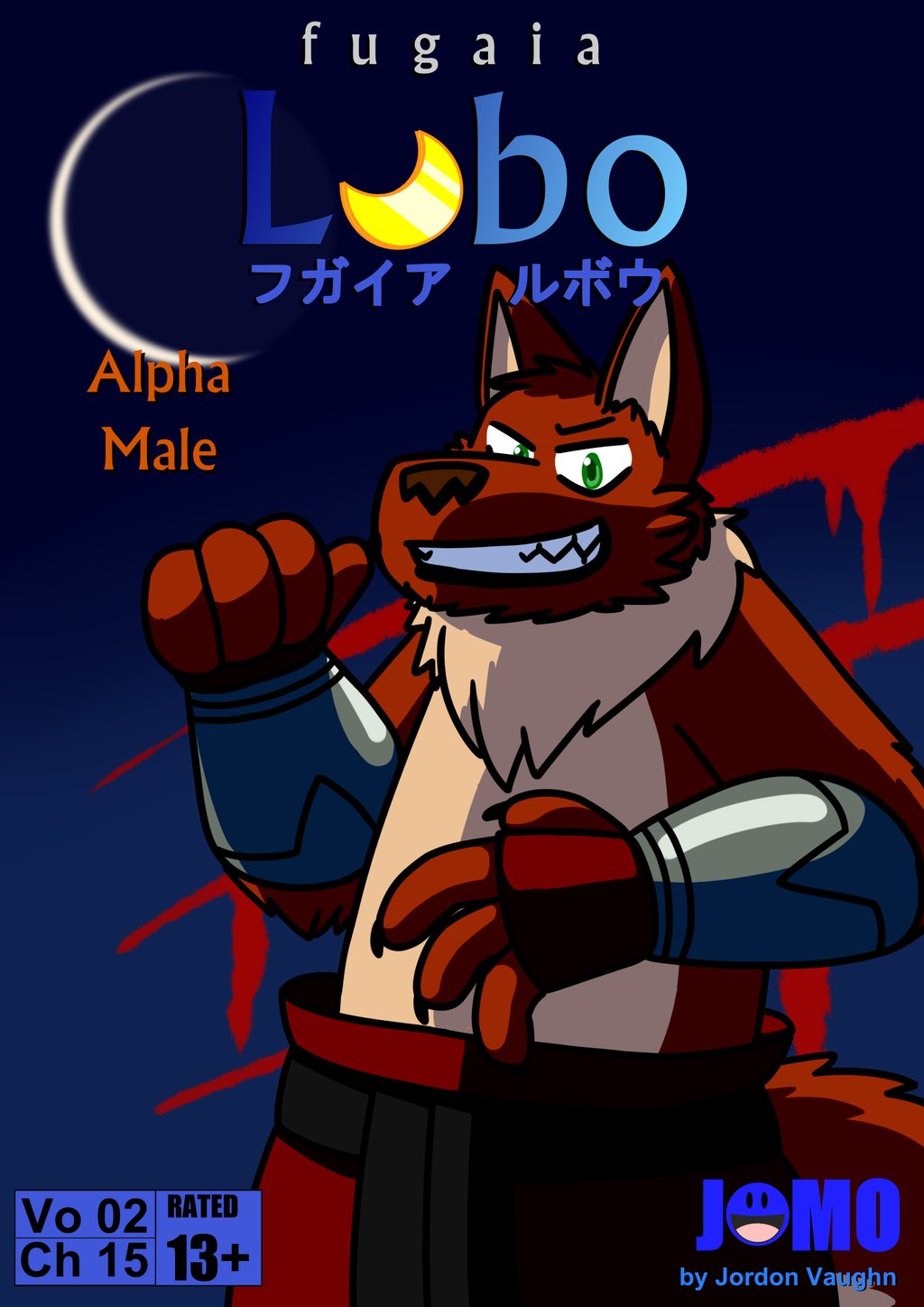 Fugaia - Lubo Chapter 15 Cover