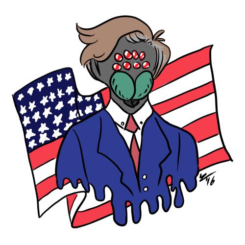 Spider President