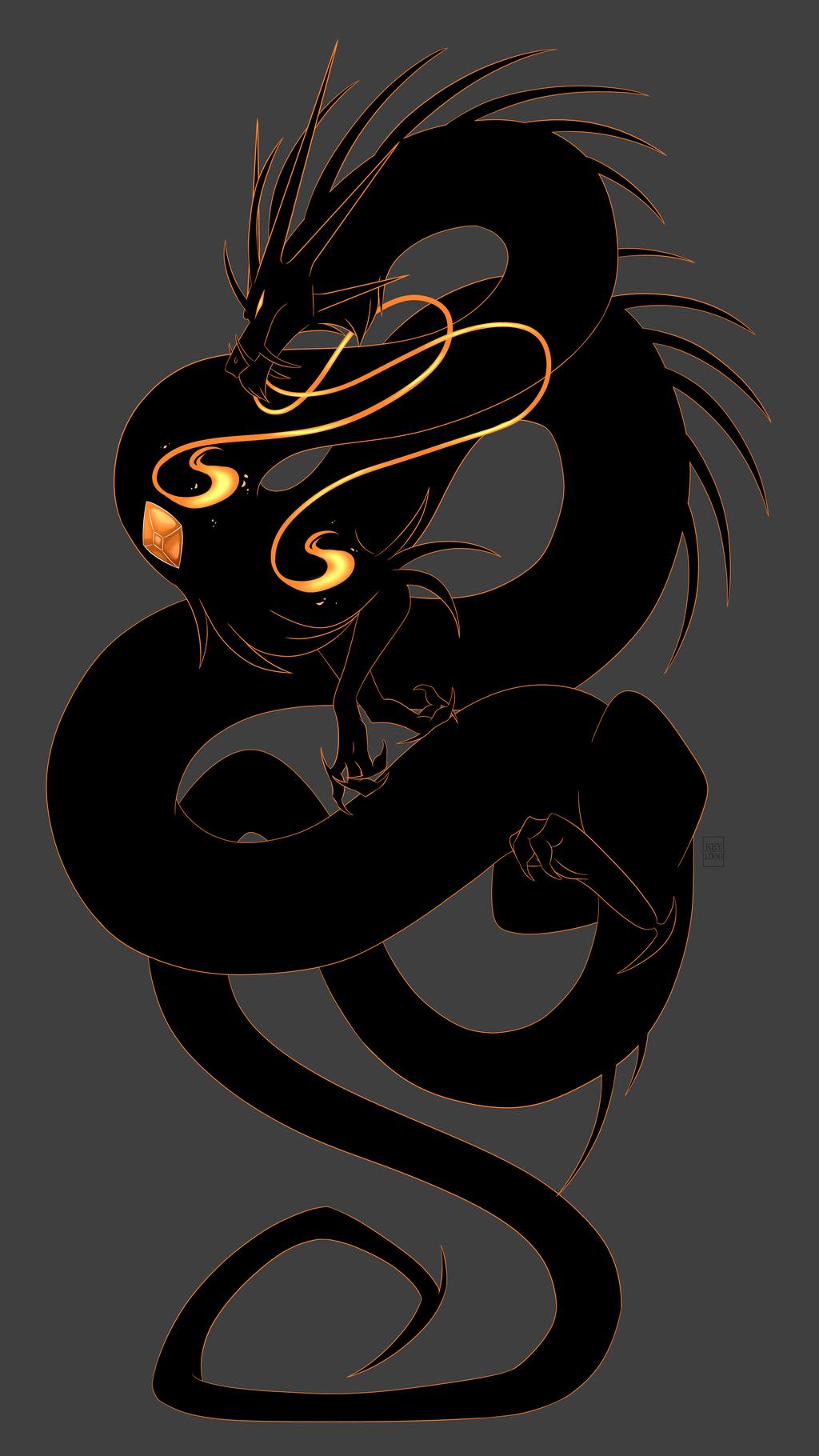 Darkness King: Shin Virus Dragon Form
