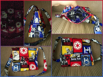 Amber's Star Wars bag