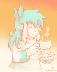 Morning Tea Kieri