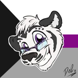 Pride YCH Icon 2018 - Taco Tiger