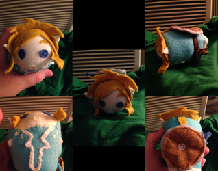 Breath of the Wild Link Tsum - commission for raindropmagic