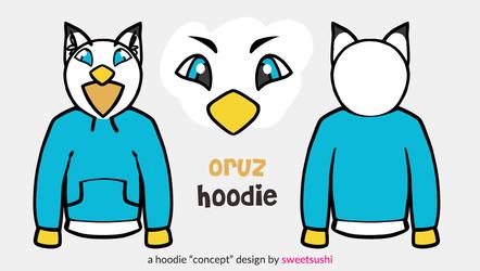 Hoodie concept oruz