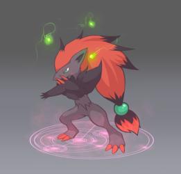 Foxy Magician