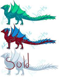 Deepriver dragon adopts $20