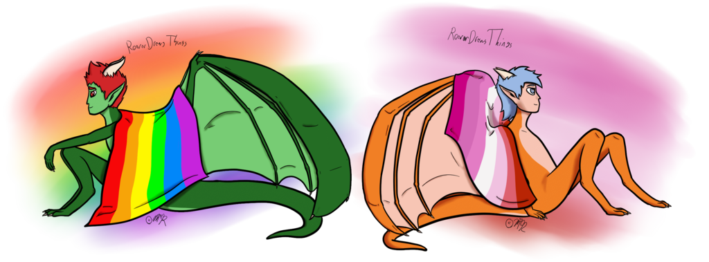 PRIDE MONTH: Lavo and Windsong