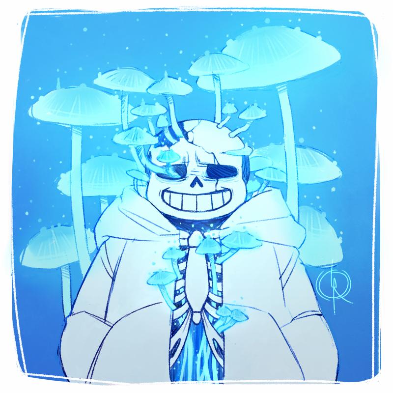 Undertale: * You're Blue Now