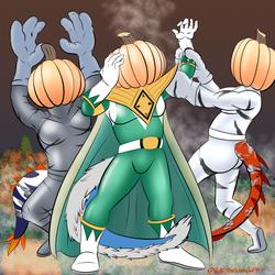 Kuntos Kobold Pumpkin Party Signed