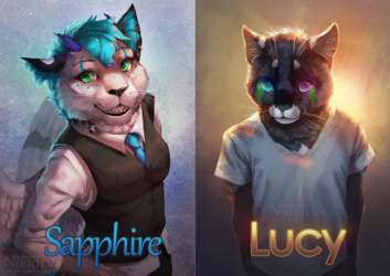 YCH badges