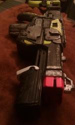 """Nerf Paraxis """"Prototype"""""""