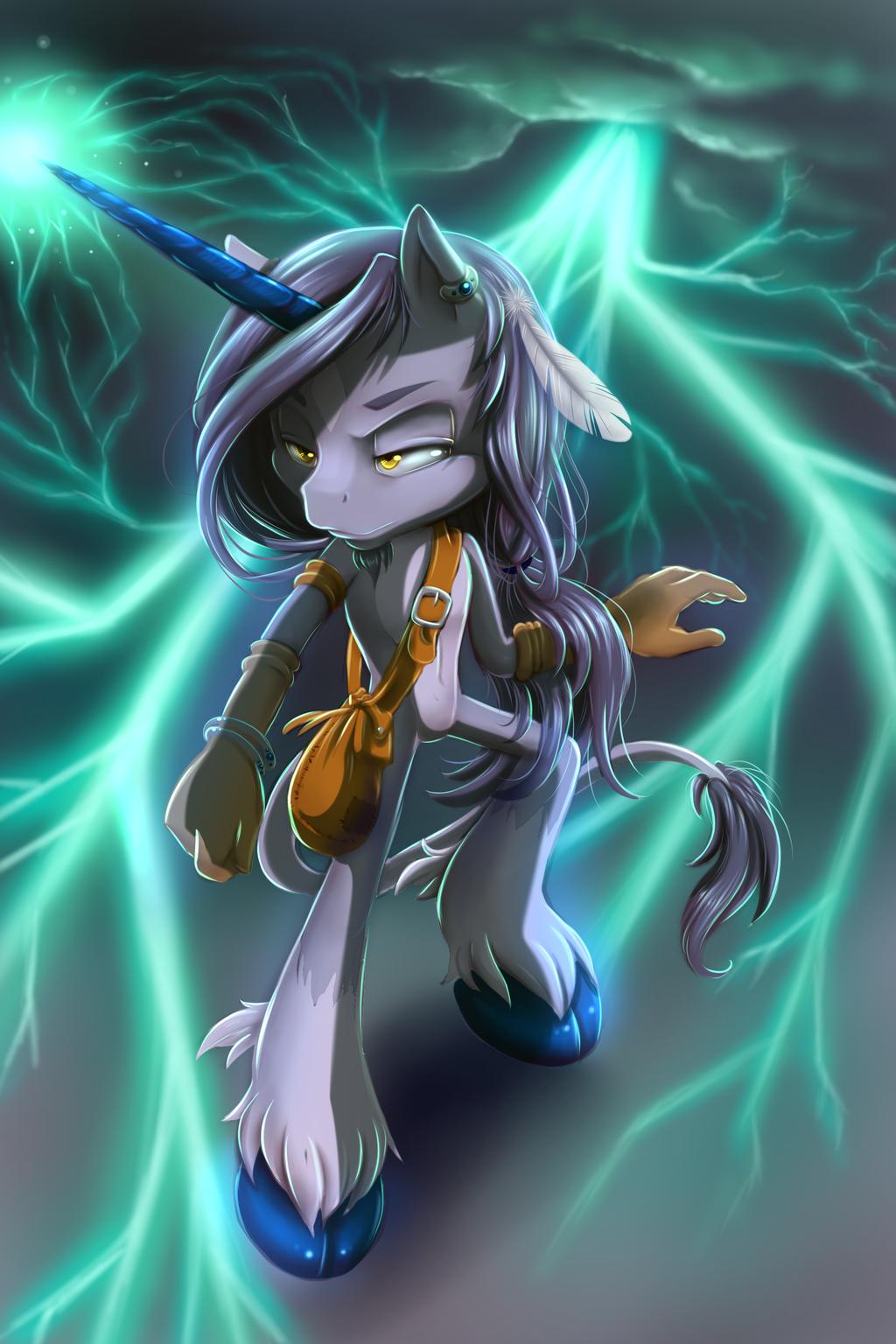 Tempest the Unicorn