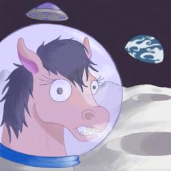 Horseman avatar commission