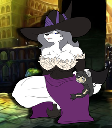 Spooky Sirens! The witchy borf