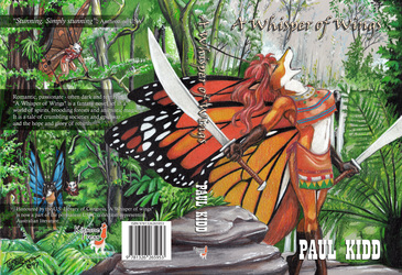 A Whisper of Wings- new edition cover