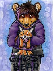 Ghostbear - Badge CBS
