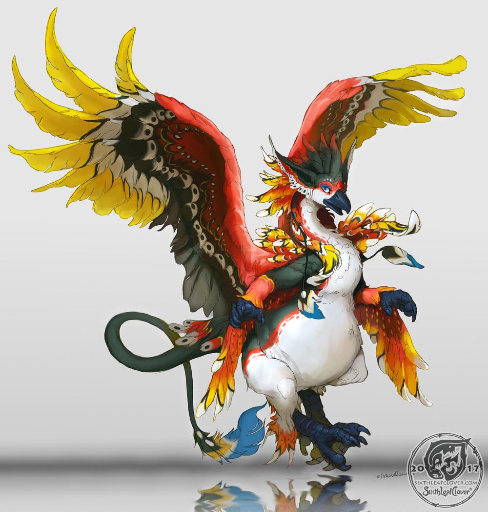 Bird Lord